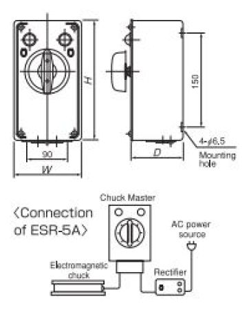 Hysteresis Manual Controller (ESR) 2