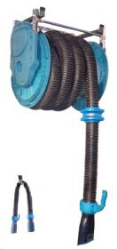 Exhaust Fume Extraction Hose Reel
